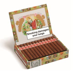 Romeo y Julieta Petit Corona Cigars Box of 25