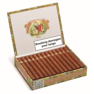 Romeo y Julieta Short Churchill Cigar Box of 10
