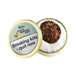 Peterson Early Morning Pipe Tobacco 50g