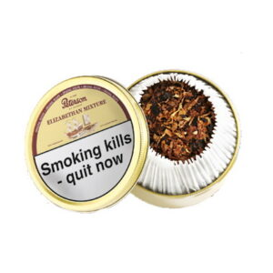 Peterson Elizabethan Mixture Pipe Tobacco 50g