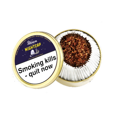 Peterson Nightcap Pipe Tobacco 50g