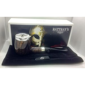 Rattray's Helmet Grey 139 with box & pouch