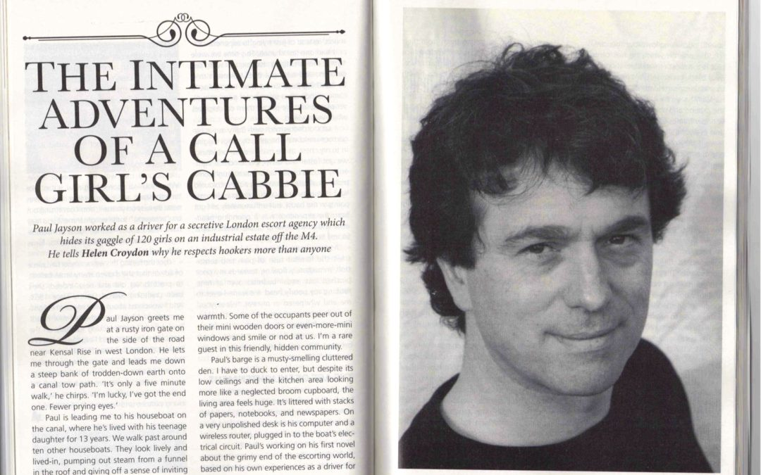 Forum Magazine: The Intimate Adventures of a Call Girl's Cabbie