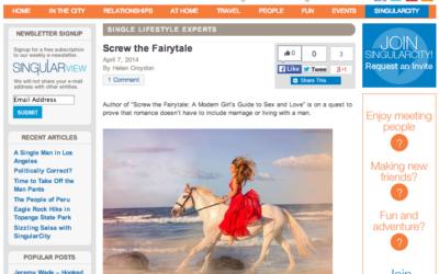 Singular City: Screw the Fairytale!