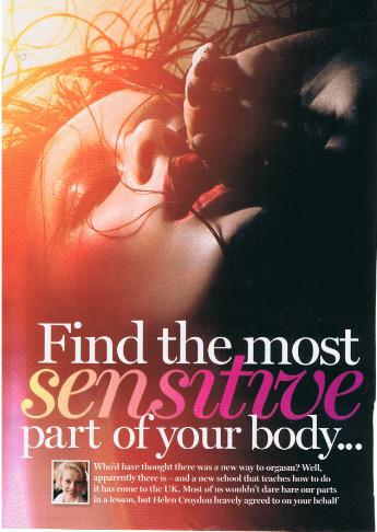 Cosmo: The Meditative Orgasm