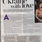 SUNDAY TIMES UKRAINE BRIDES