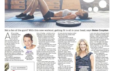 Metro: Can you Think Yourself Fitter