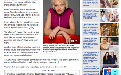 Mail Online: Landlords lure in students with Craigslist 'rent for sex' adverts