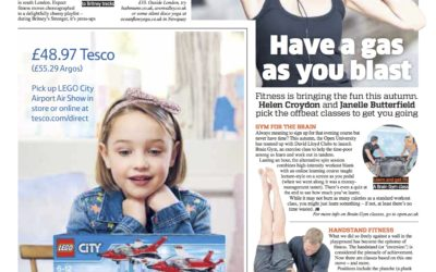 Metro: Quirky Fitness Classes