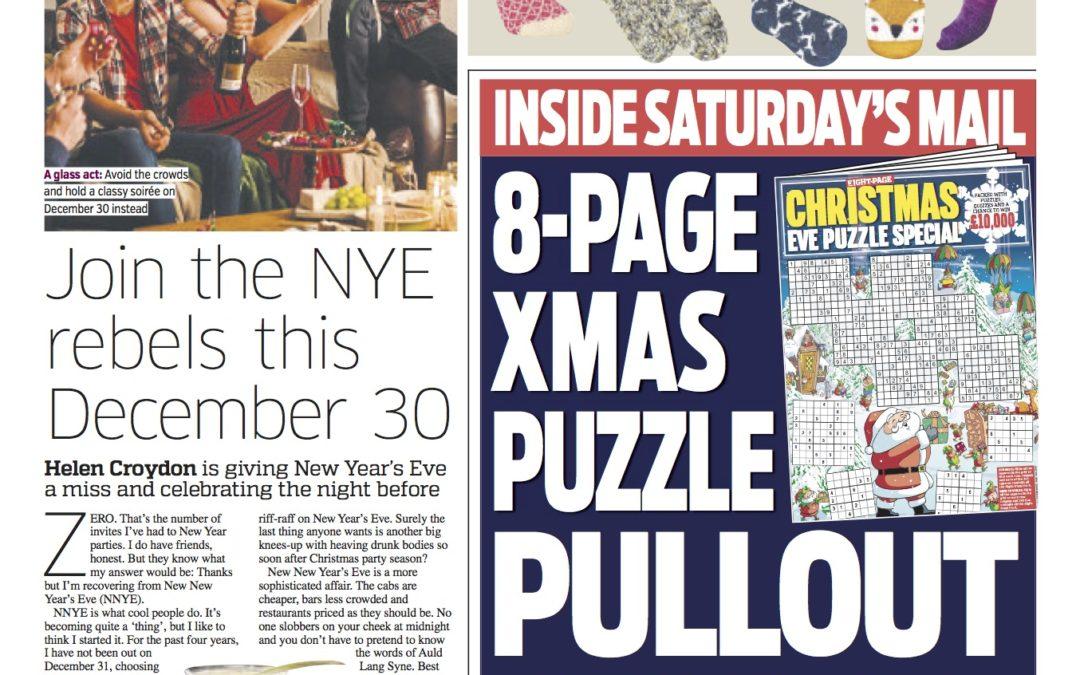 Metro: New Year's Eve Rebels
