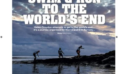 Outdoor Fitness: Swim-Run to the World's End