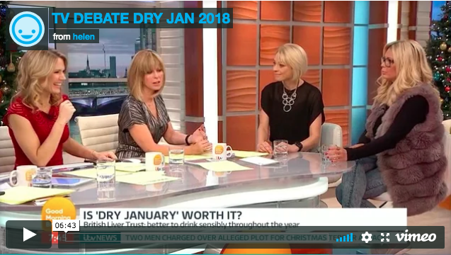 Metro: Dry January: Smug or a much-needed break?