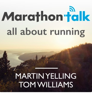 Marathon Talk Podcast: My story of This Girl Ran