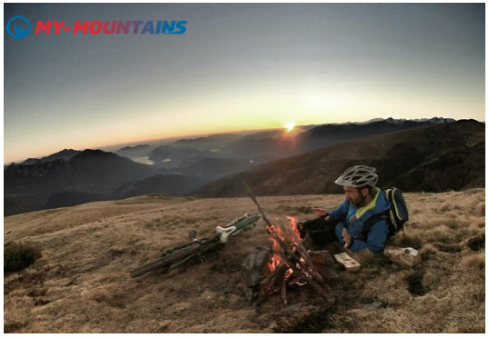 power and stamina to conquer specific types of mountain bike trails