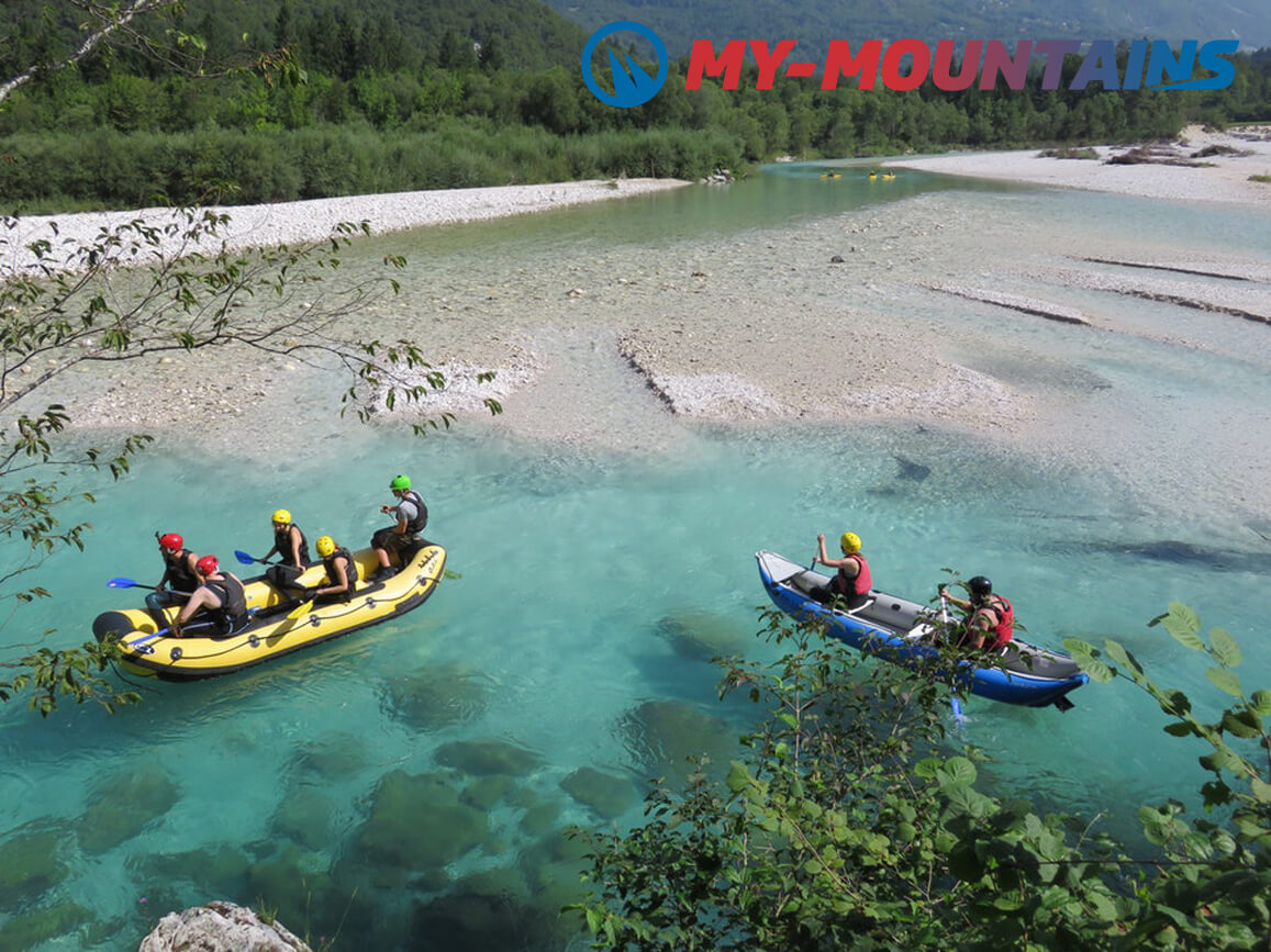 river rafting trip is one of the most preferred adventure sports