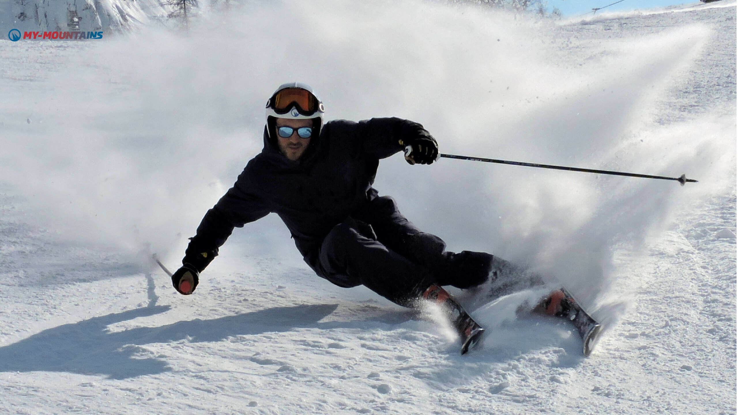 learn how to ski