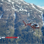 How to get a helicopter ride in Switzerland