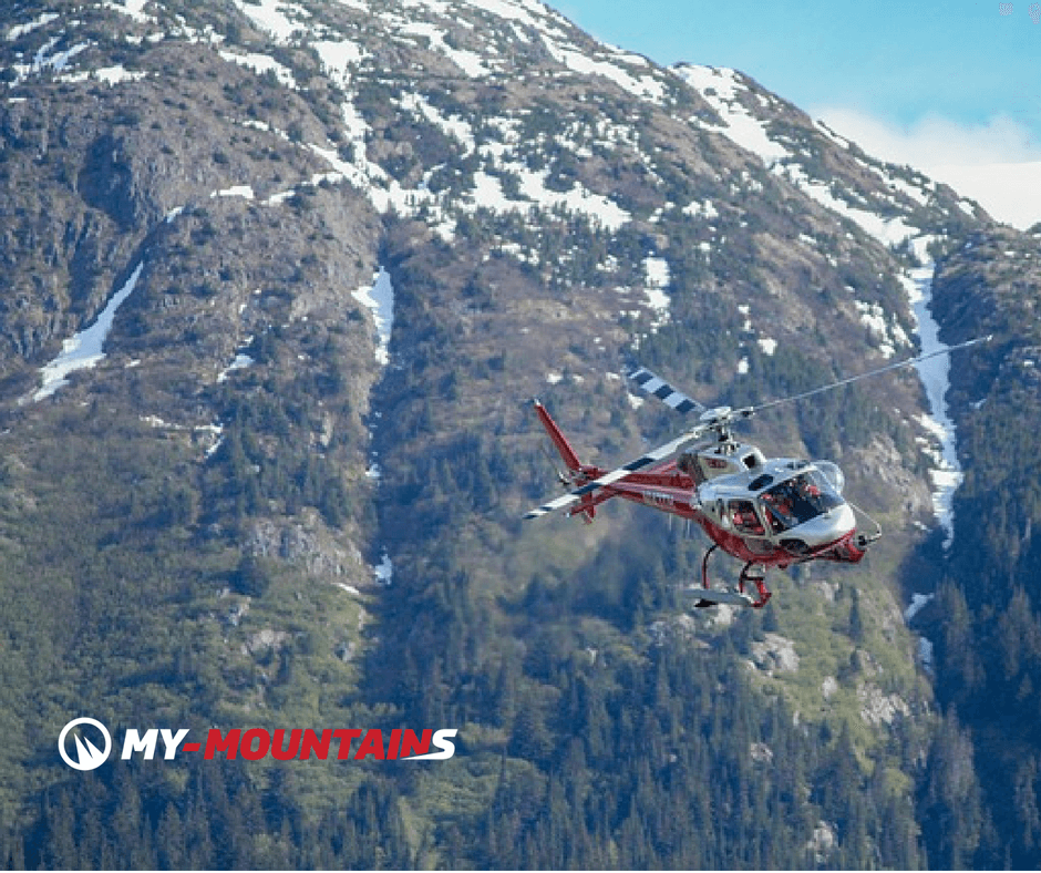 explore the scenic Swiss landscape by air