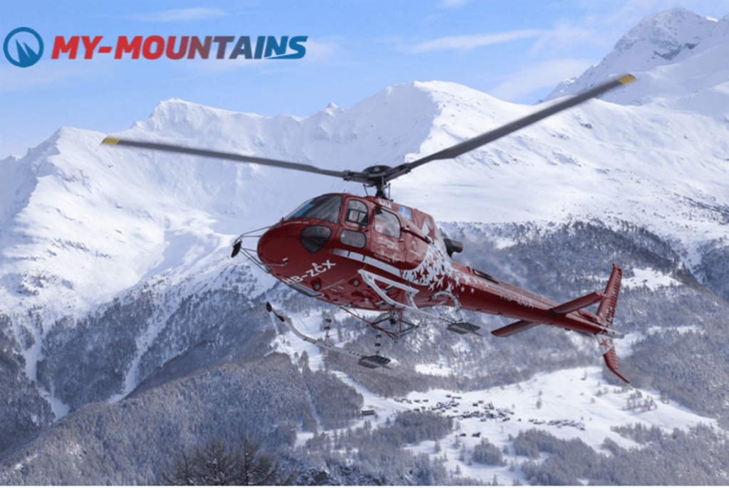 Heliskiing adventures in Europe