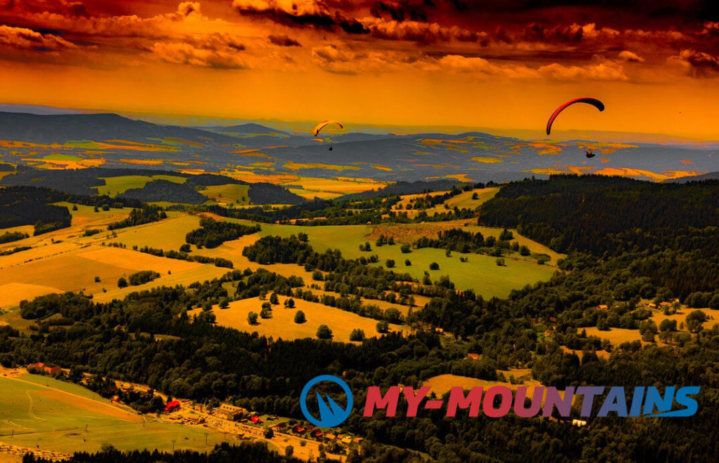 Paragliding in Switzerland how to book