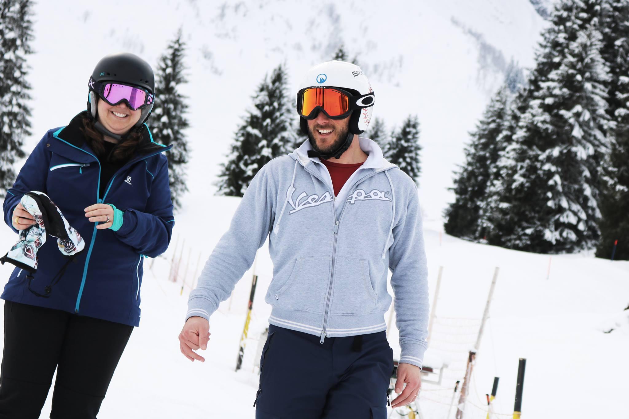 swiss ski experience