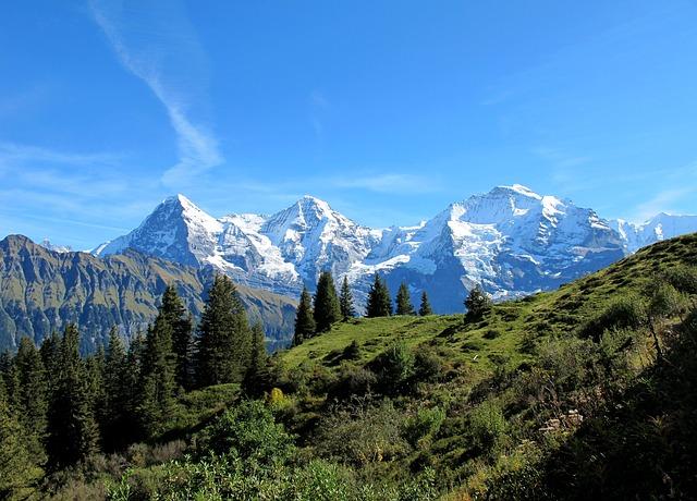 Hiking classification Switzerland