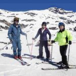 Skiing In Jungfrau With My-Mountains Team