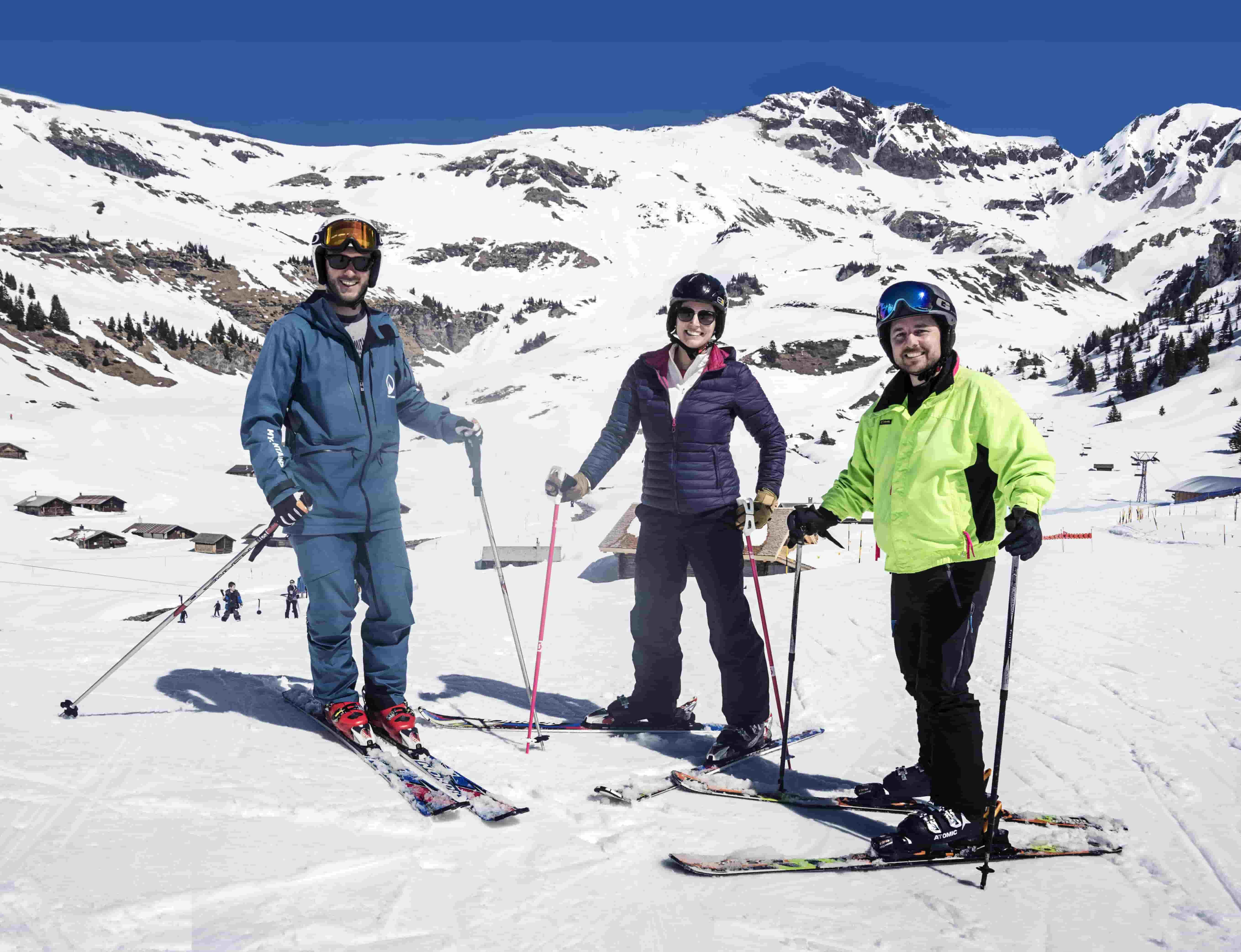 swiss alps ski trip 10 days
