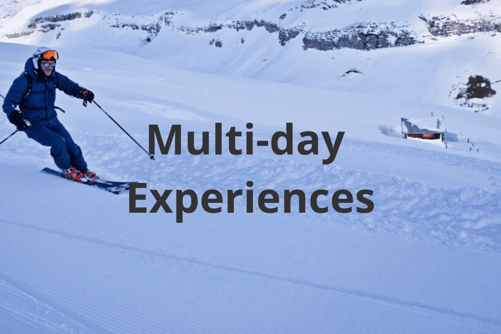 Authentic multi-day Swiss Experiences