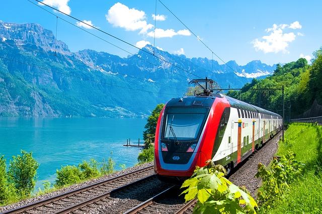 Swiss rail tours