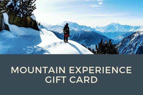 My-Mountains Gift Card