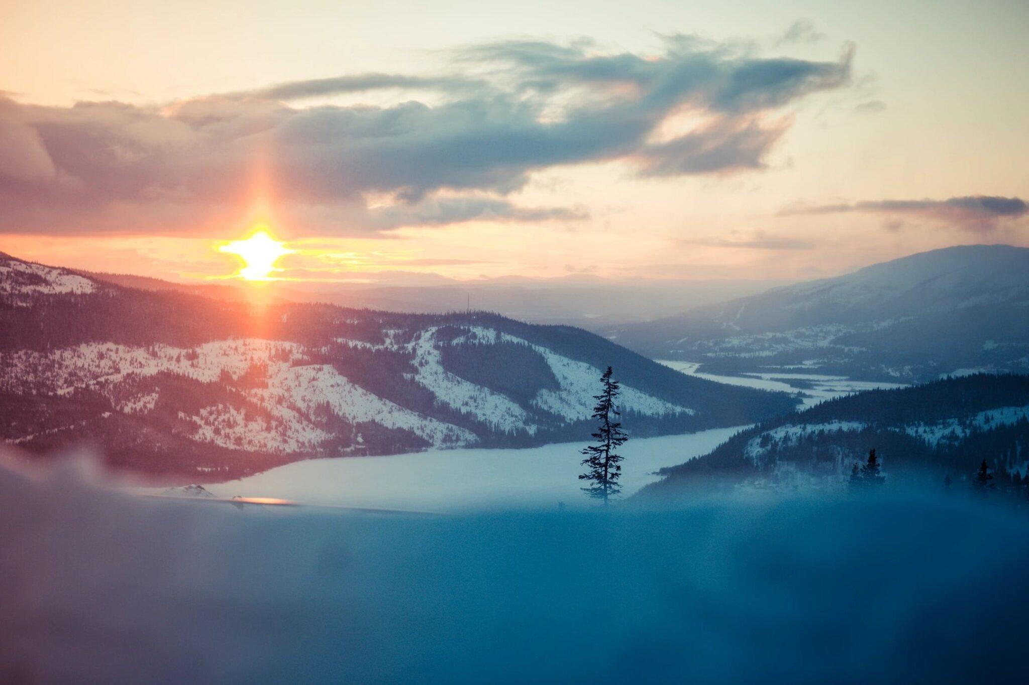 Non-skiing Winter Holiday In Switzerland