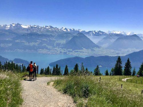 Rigi Guided Hike
