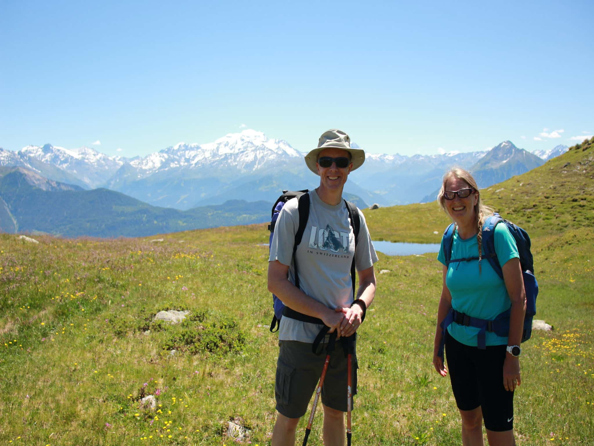 Travel Experiences in Switzerland and the Alps