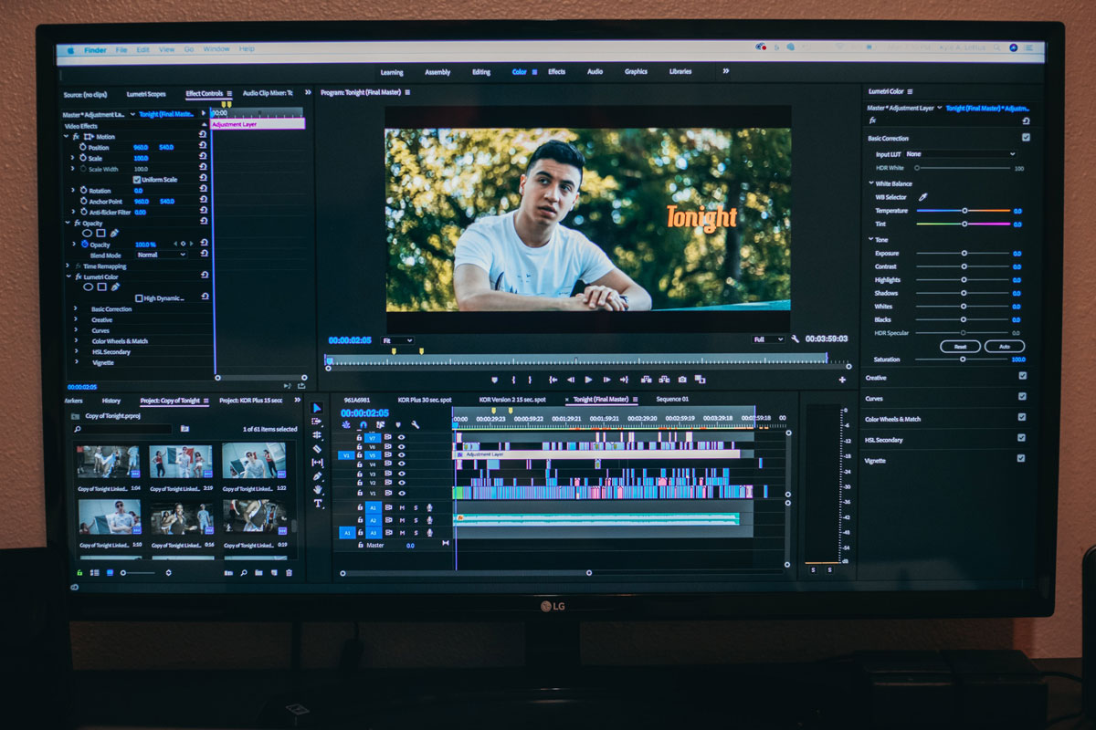 How to hire a video editor in India.