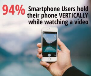 Vertical Video Statistics