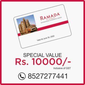 Ramada Dehradun membership offers