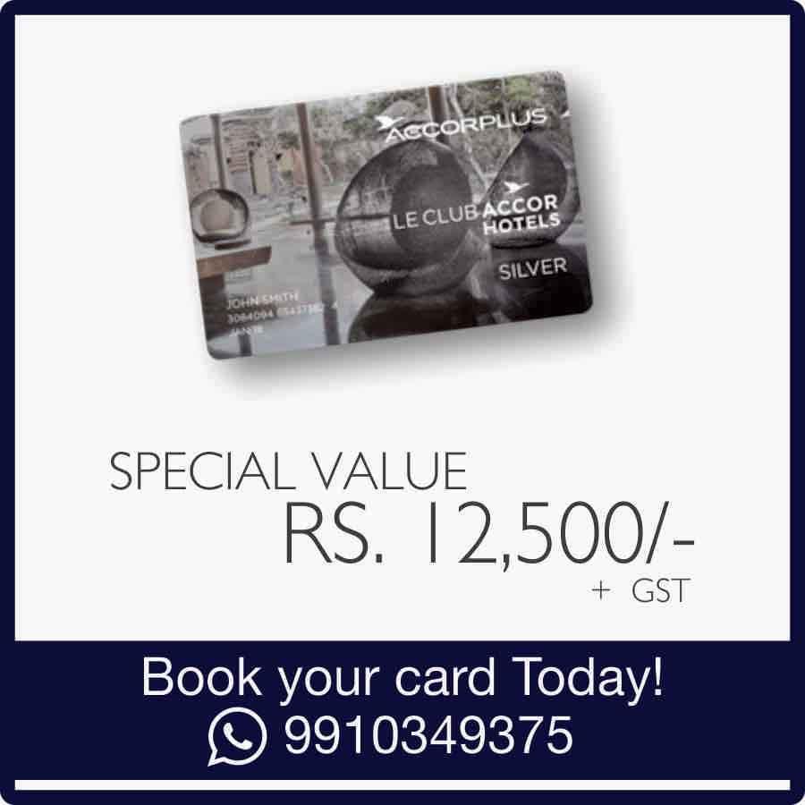 Accor plus membership offers