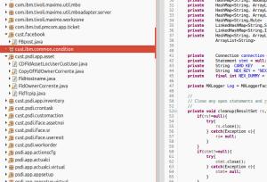 IBM Maximo Java Code