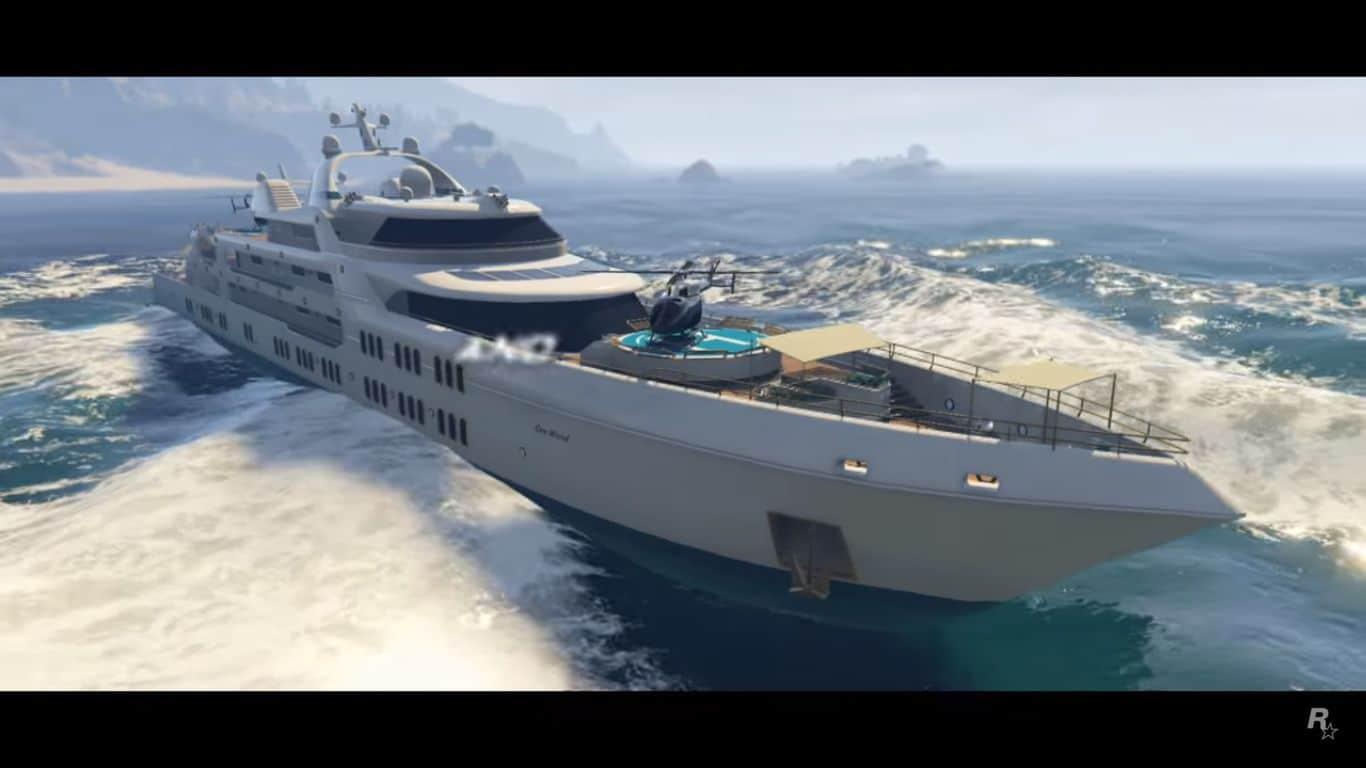 GTA 5: Executives and Other Criminals