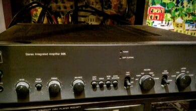 NAD 306 Stereo Integrated Amplifier
