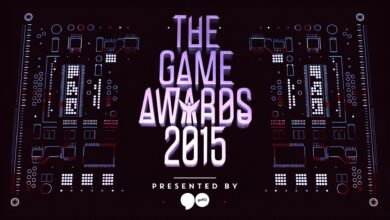 Photo of Game Awards 2015 winners