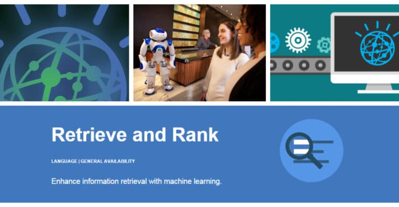 An introduction to IBM Watson Retrieve and Rank service