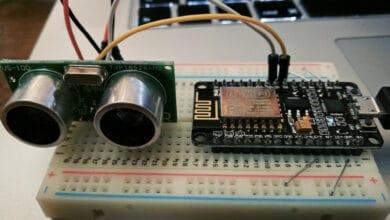 ESP8266 to IBM Watson IoT platform