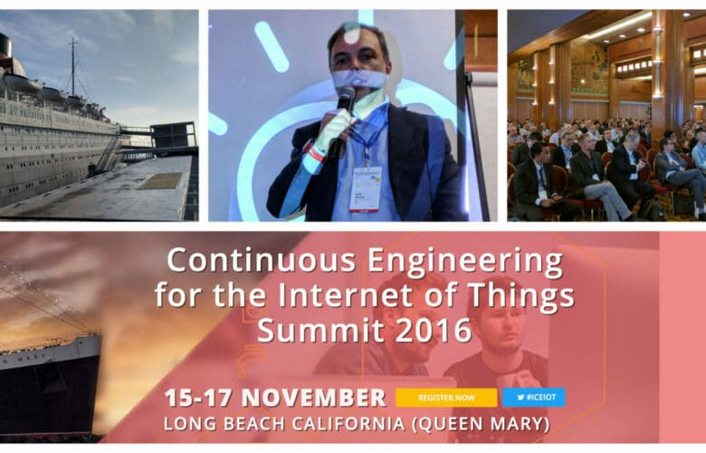 Internet of Things Summit 2016