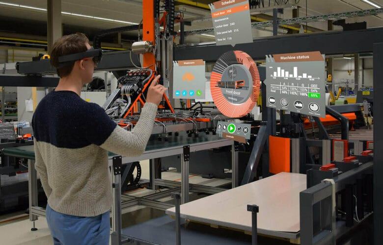 HoloLens: transform your business