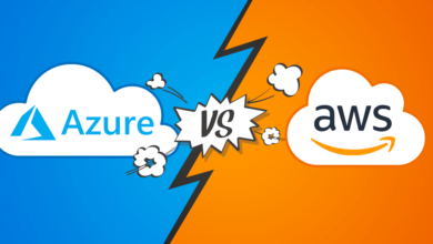 Photo of AWS to Azure services comparison