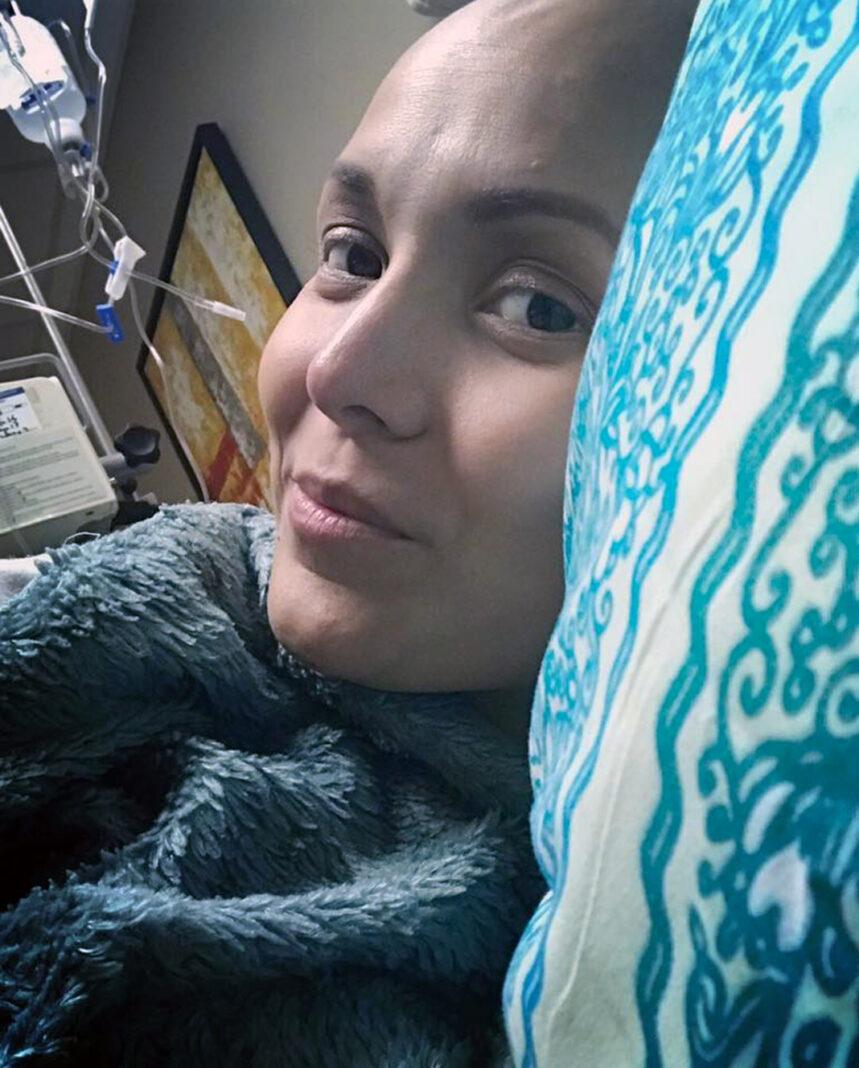 Karla Luna mantuvo su esperanza de vida hasta el último momento