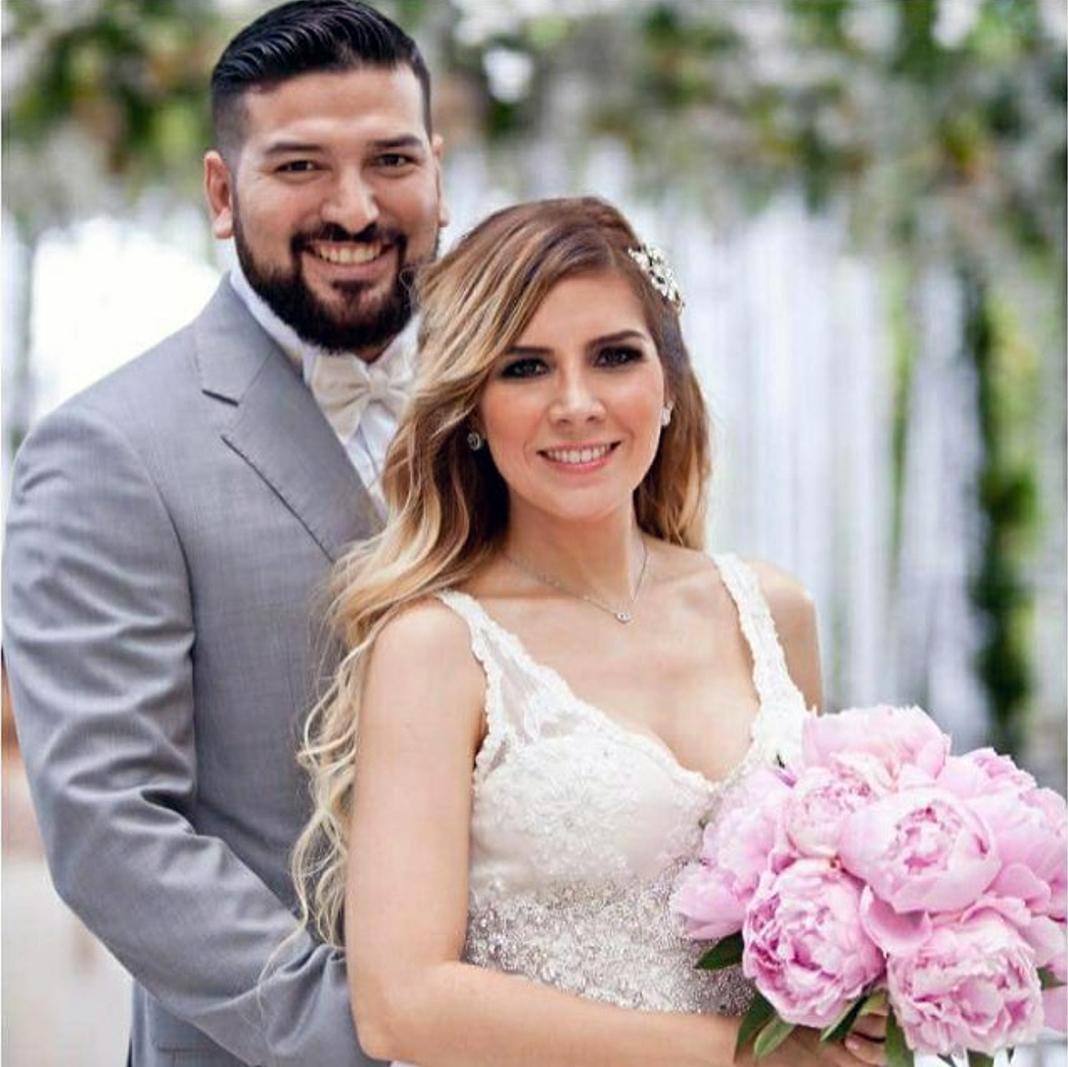 Américo Garza, tras engañar a Karla Luna con su mejor amiga Karla Panini se divorció de la primera y se casó con la segunda