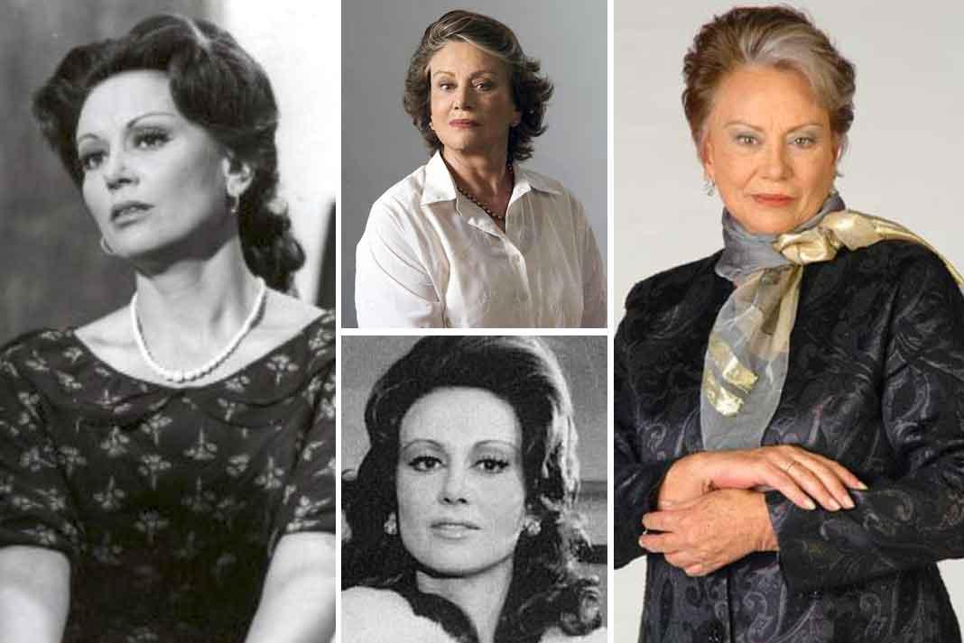 La primera actriz Saby Kamalich murió a los 78 años de edad